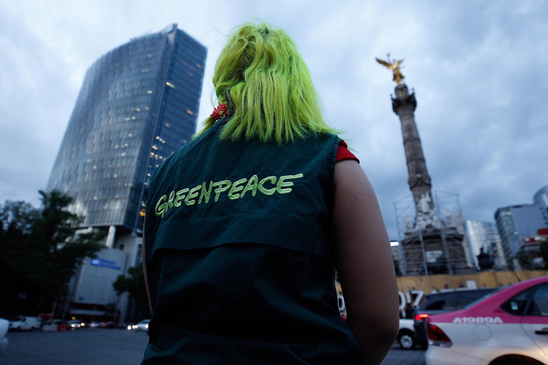 Sorprende a Greenpeace su inclusión en lista de neonazis y terroristas