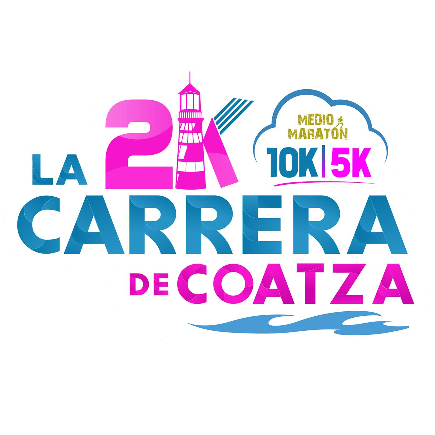 Estiman mil participantes en Carrera de Coatza 2019