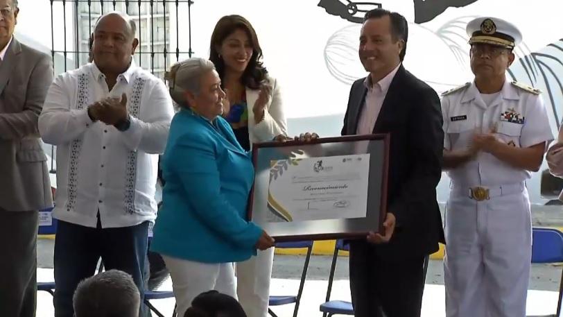 Encabezó el gobernador Cuitláhuac García, el 131 aniversario de la Editora de Gobierno