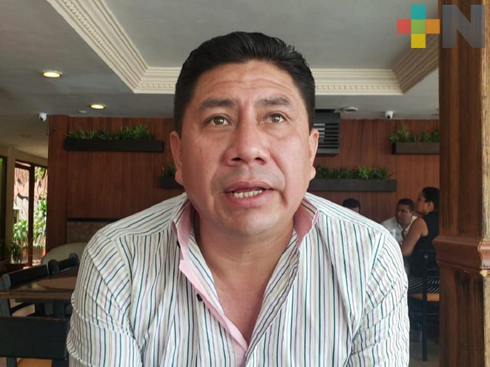Obreros del sur de Veracruz se beneficiarán con trabajos en corredor del Istmo de Tehuantepec