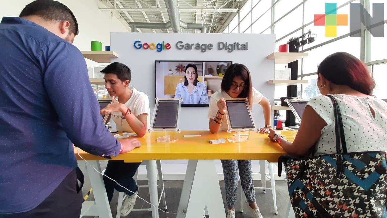 """Iniciativa """"Crece con Google"""" llega a Veracruz"""