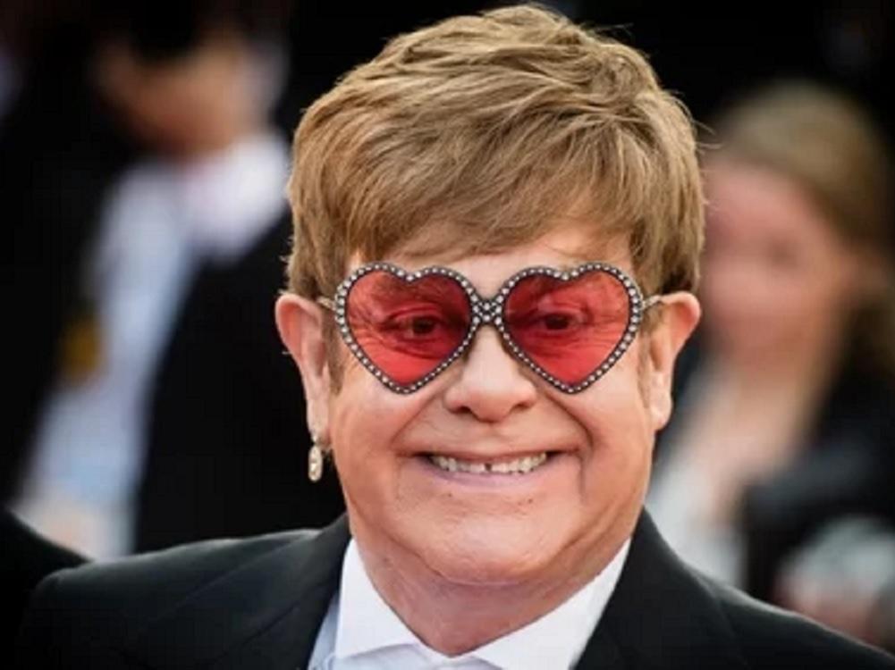"Elton John, autor de las partituras del musical ""The Devil Wears Prada"""