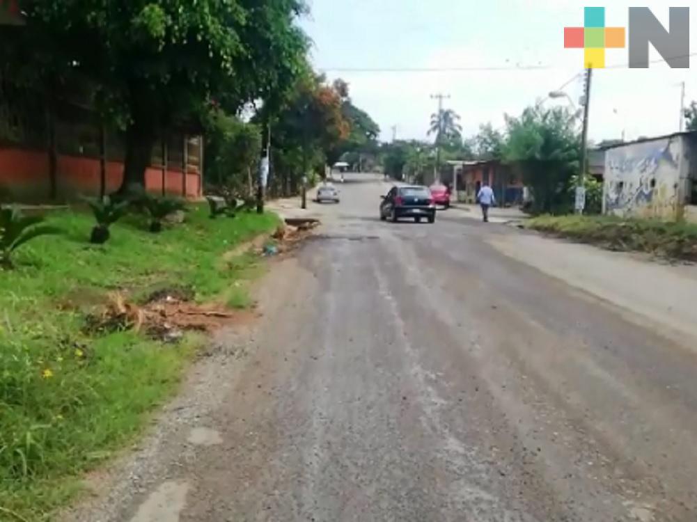 En breve SIOP iniciará pavimentación de carretera estatal Córdoba-Amatlán- Cuichapa