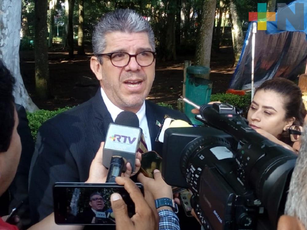 En el presente año, el estado de Veracruz recibió mayor inversión que en el 2019: Enrique Nachón