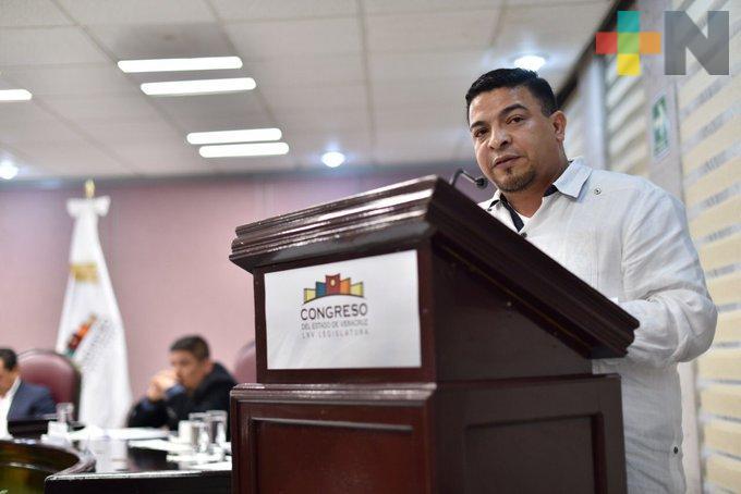 Pederastas no tendrán perdón ni olvido en Veracruz: Gómez Cazarín