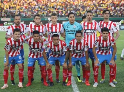 San Luis vence 3-1 al Puebla en debut de Matosas