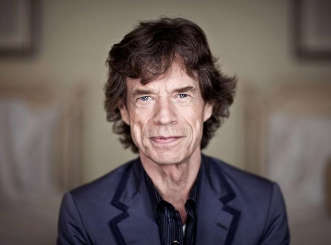 Mick Jagger aplaude a activistas contra el cambio climático
