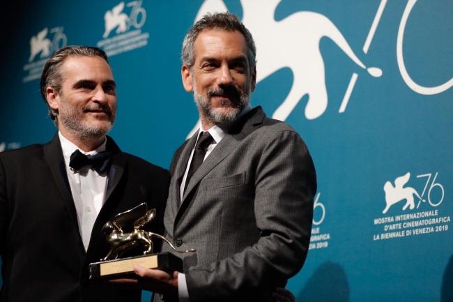 """Cinta """"Joker"""" de Todd Phillips gana el León de Oro"""