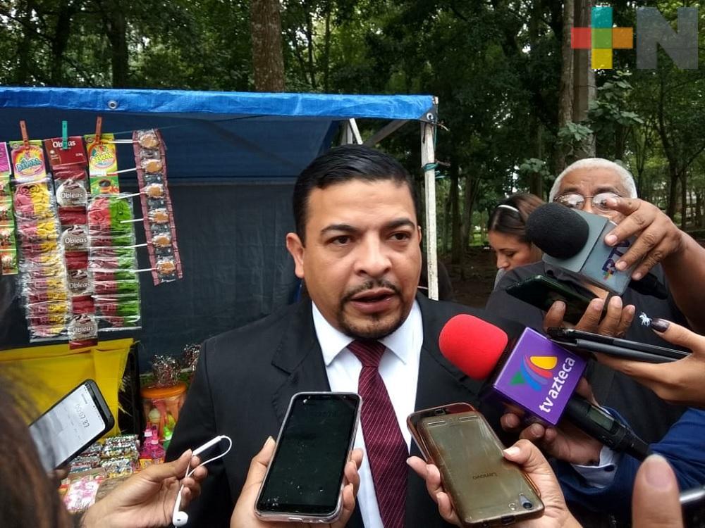 En Morena Veracruz, estamos unidos, pero falta sacar a líderes corruptos: Gómez Cazarín