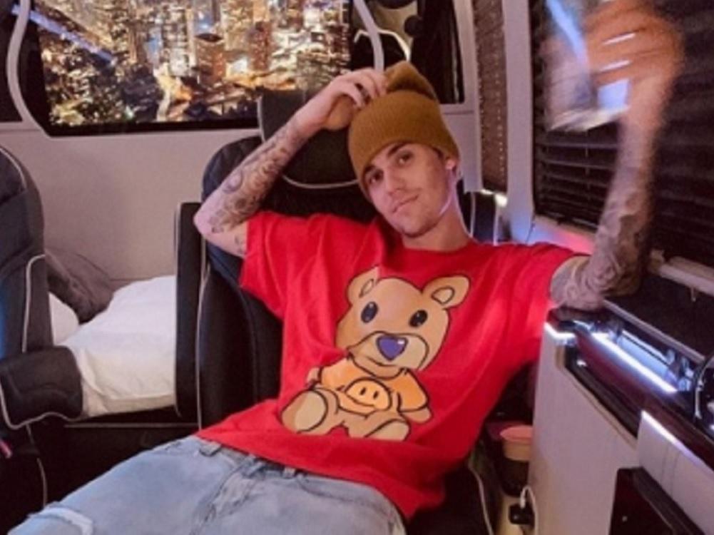 Demandan a Justin Bieber por publicar foto sin aval del autor