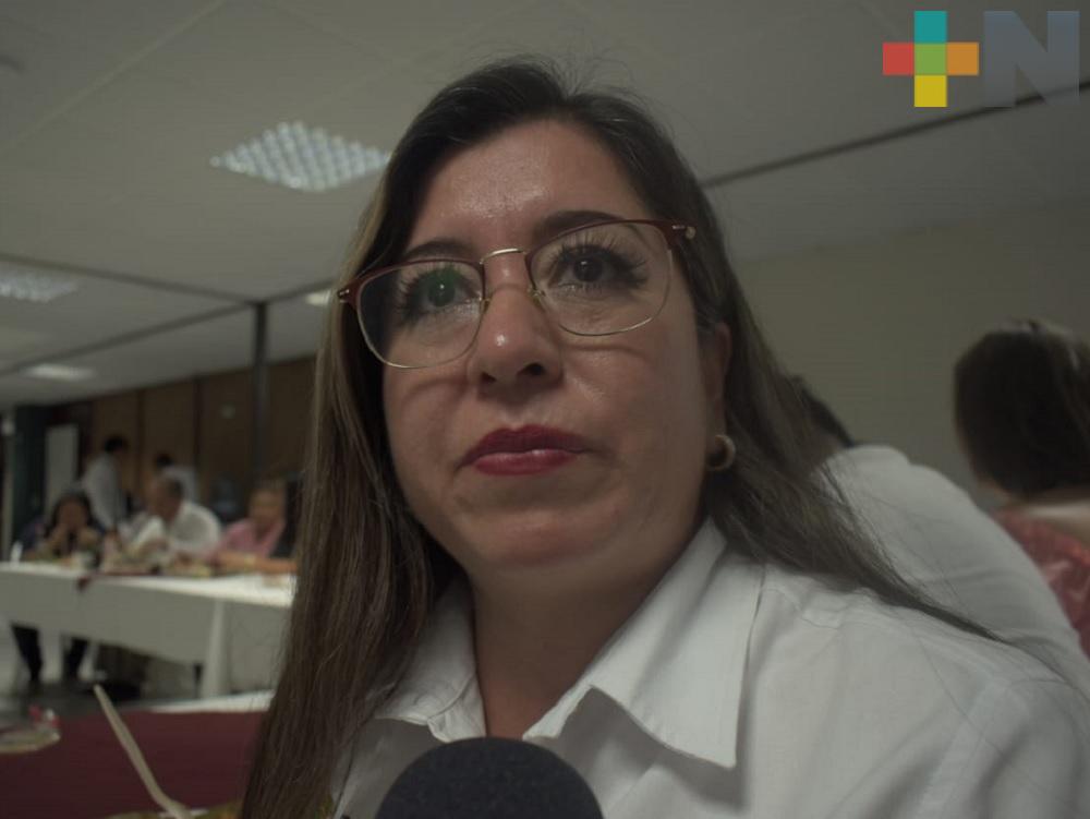 Recursos etiquetados se ejercen de forma transparente; STPSP sigue en auditoría: Guadalupe Argüelles