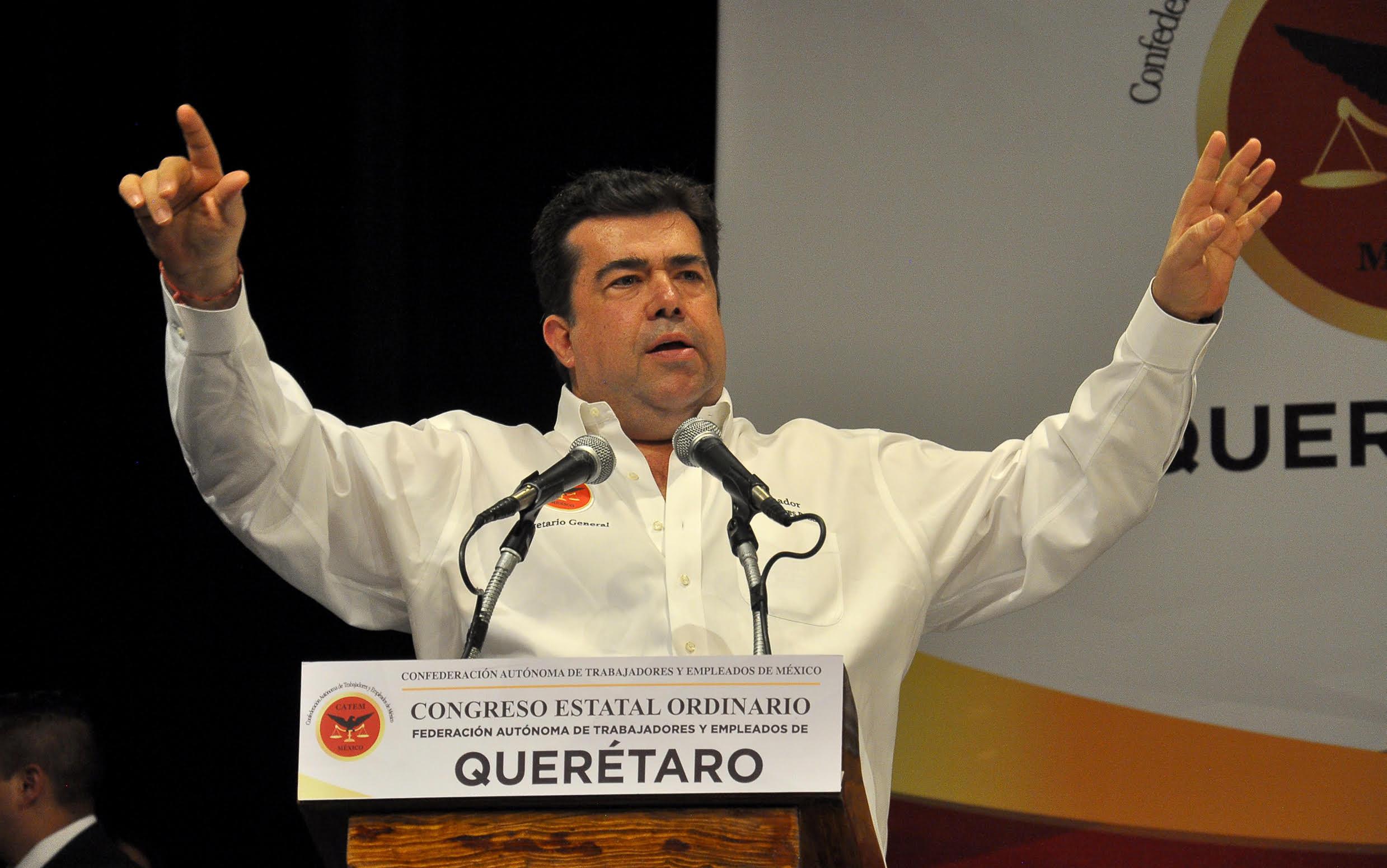 Contratos ligan a Pedro Haces con «lavadero» de Javier Duarte