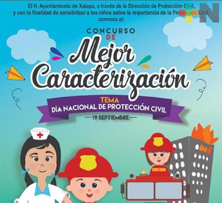 PC Xalapa convoca a su primer concurso de dibujo infantil