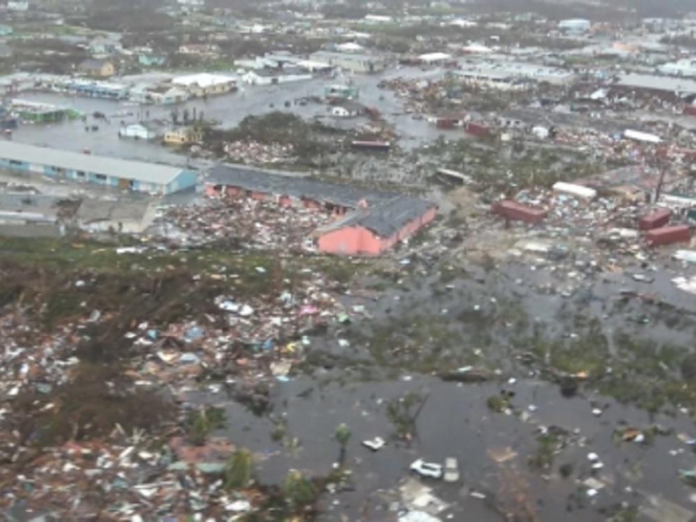 Pide la OPS 3.5 mdd para atender secuelas por Dorian en Bahamas