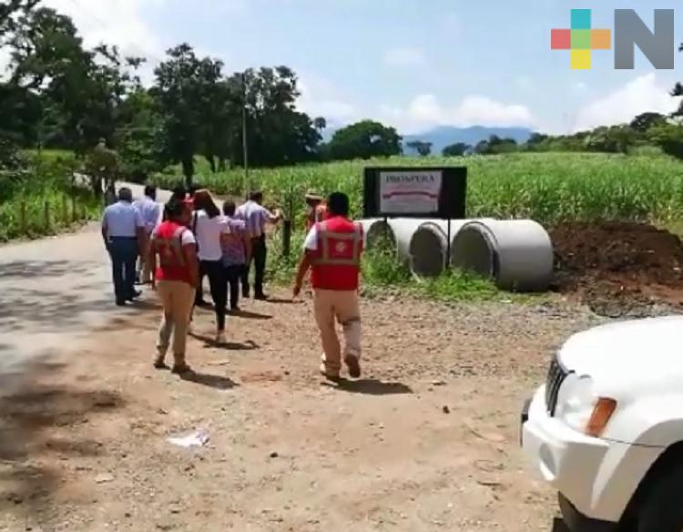 Por trabajos de SIOP cerrarán en ambos sentidos carretera estatal Córdoba-Amatlán-Cuichapa