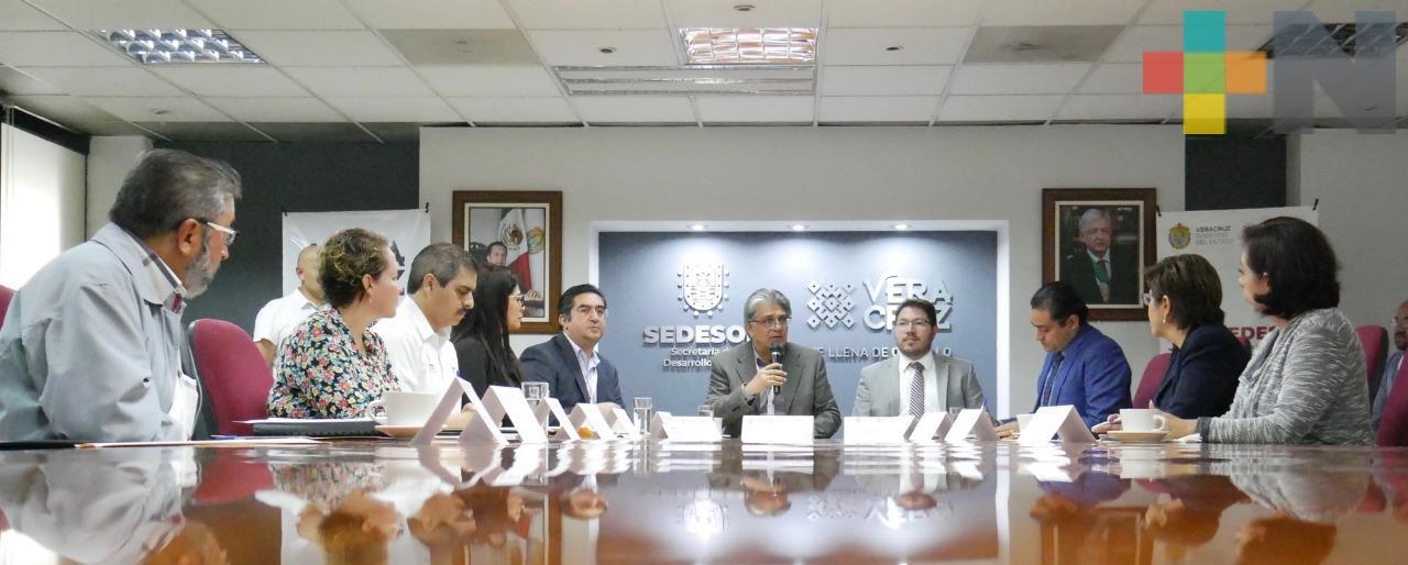 Presenta SEDESOL avance de proyectos del Fondo de Infraestructura Social 2019