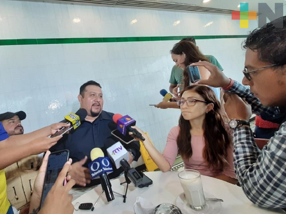 Gobernador de Veracruz firmará acuerdo para dejar de utilizar plásticos de un solo uso: Sergio Rodríguez