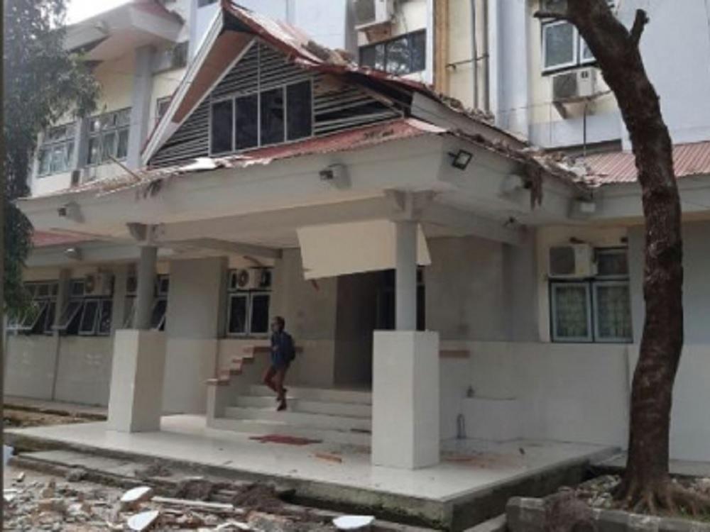 Sismo de 6.8 grados de magnitud en Indonesia deja tres muertos
