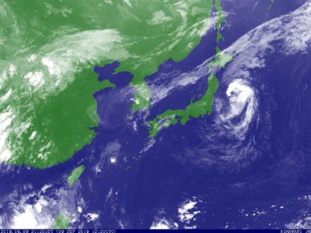 Tifón Faxai deja casi un millón de viviendas sin electricidad en Japón