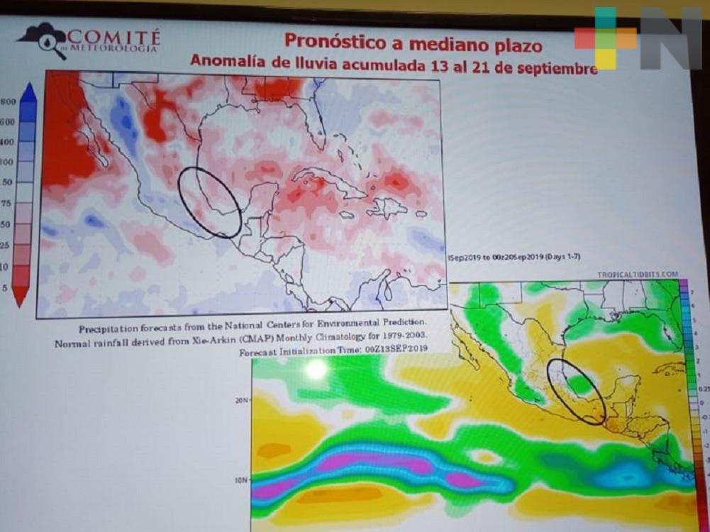 Veracruz, estado más afectado por sequía en todo el continente americano