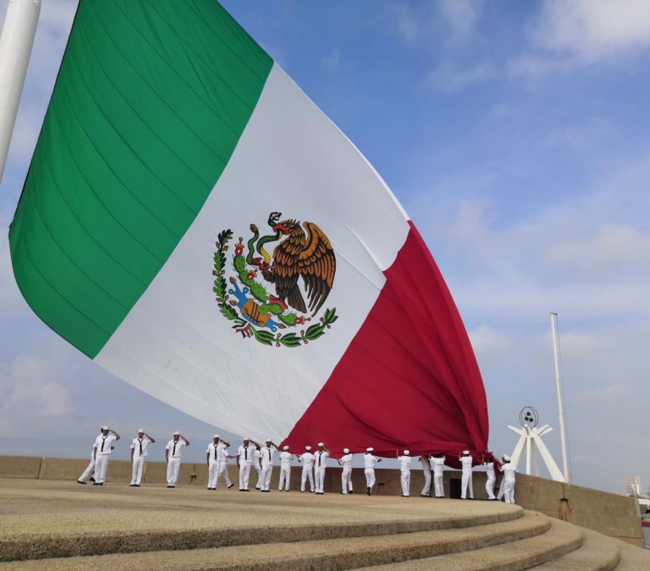 24 de febrero, Día de la Bandera Nacional