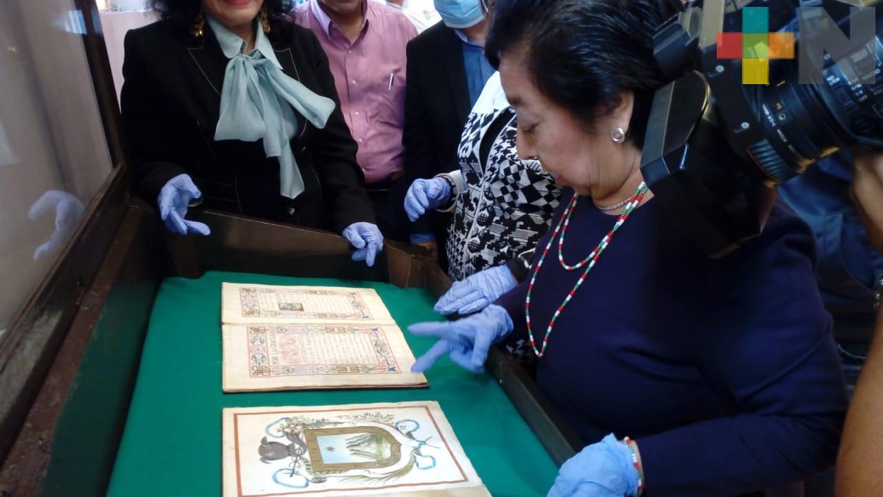 Con una inversión cercana a los seis mdp reinauguran edificio del Archivo Municipal en Xalapa
