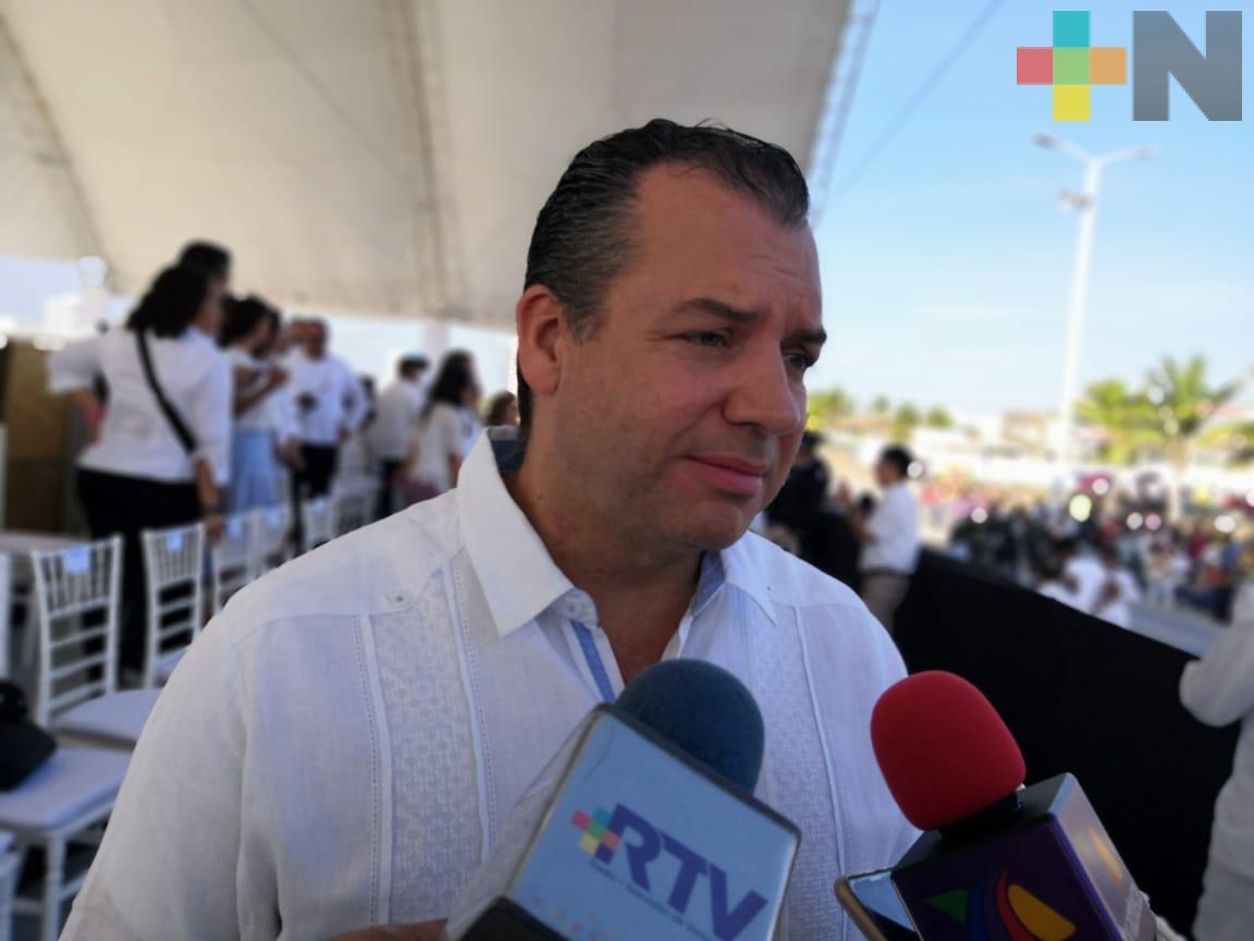 Hay cinco nuevos proyectos para construir hoteles en Boca del Río: Alcalde