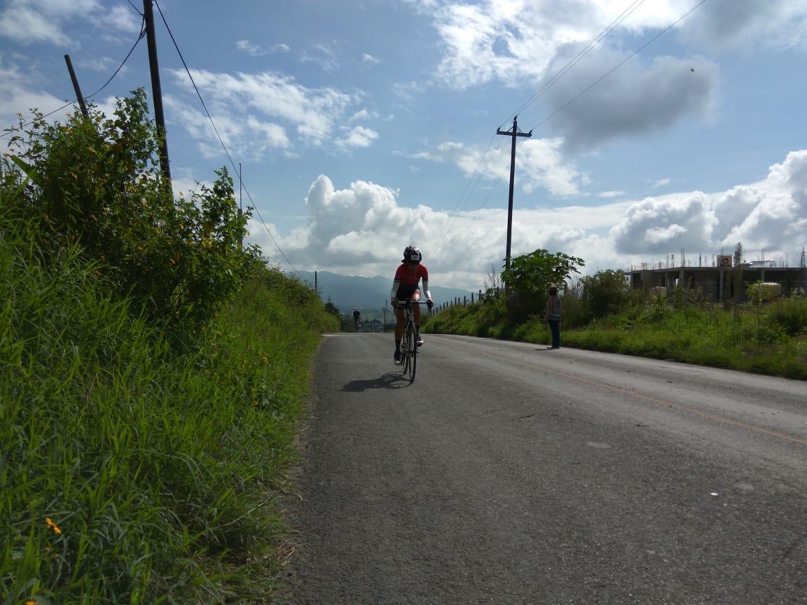 Ciclismo en Coscomatepec