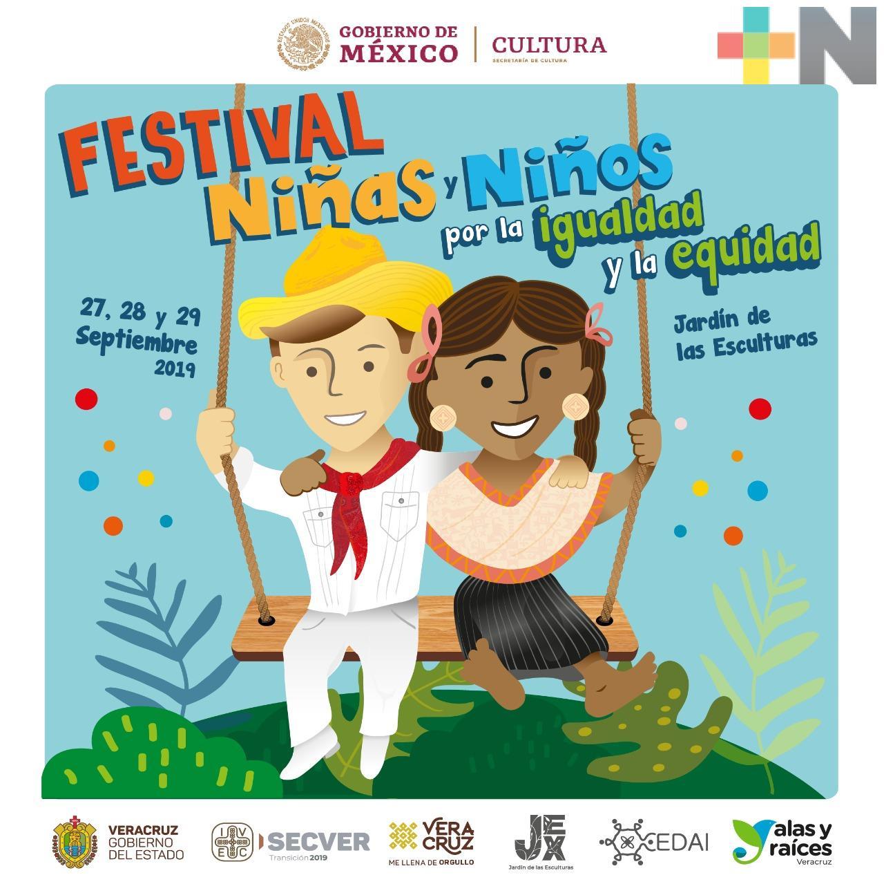 Realizará IVEC Festival para educar en la igualdad y equidad