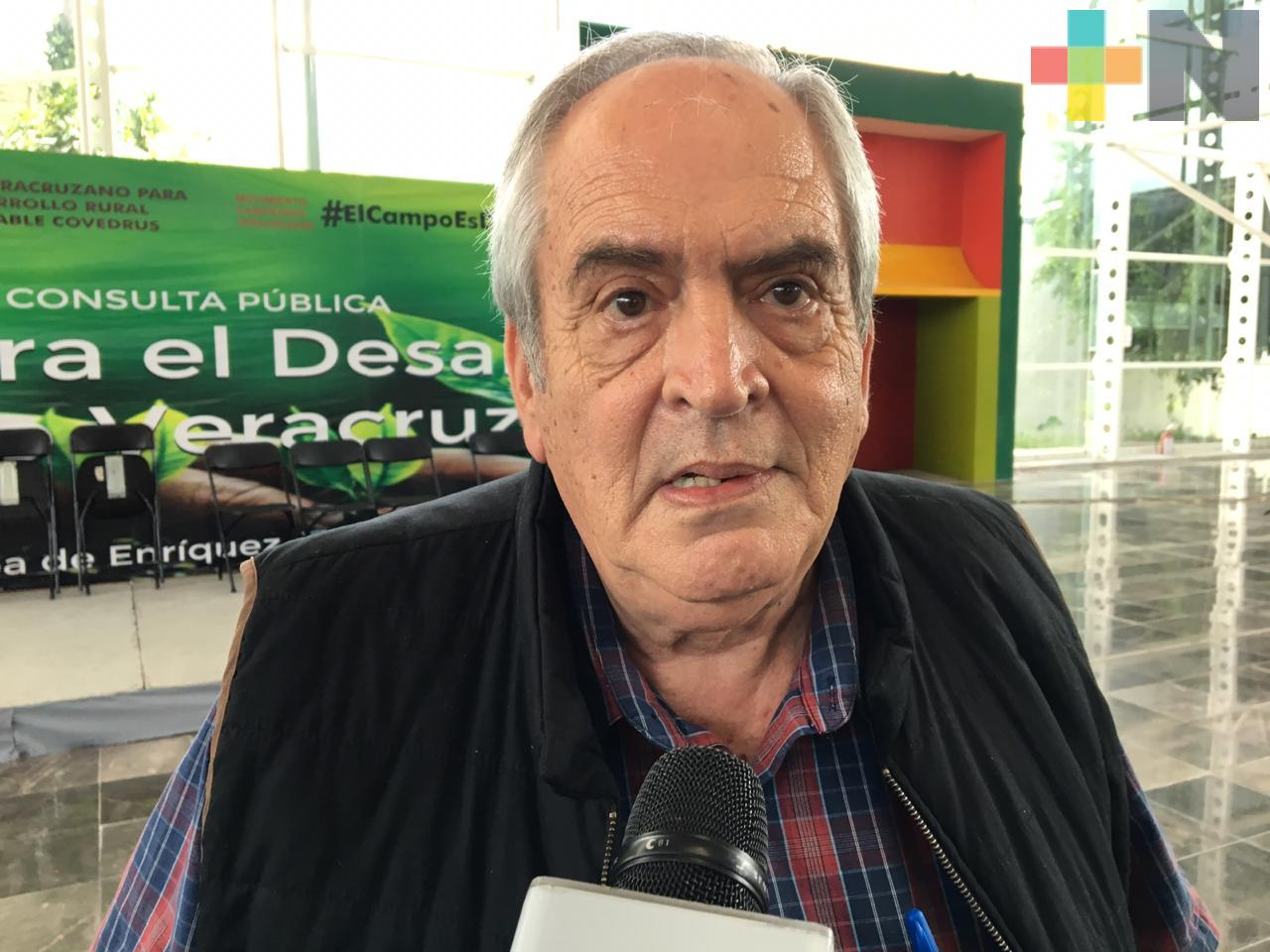 Veracruz recurrirá seguro catastrófico para evitar pérdidas en cultivos