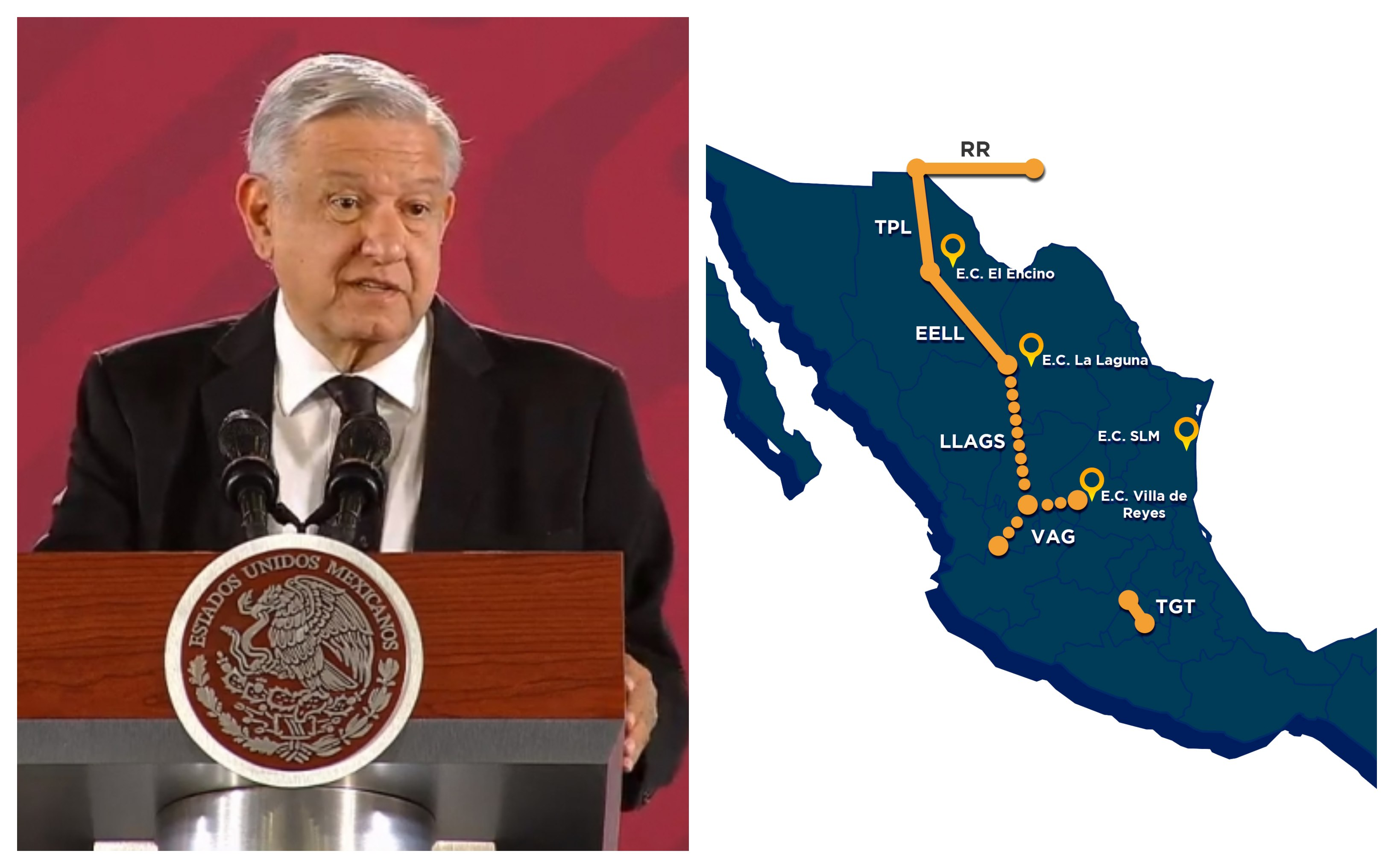 Gobierno federal y Fermaca logran acuerdo en tema de gasoductos