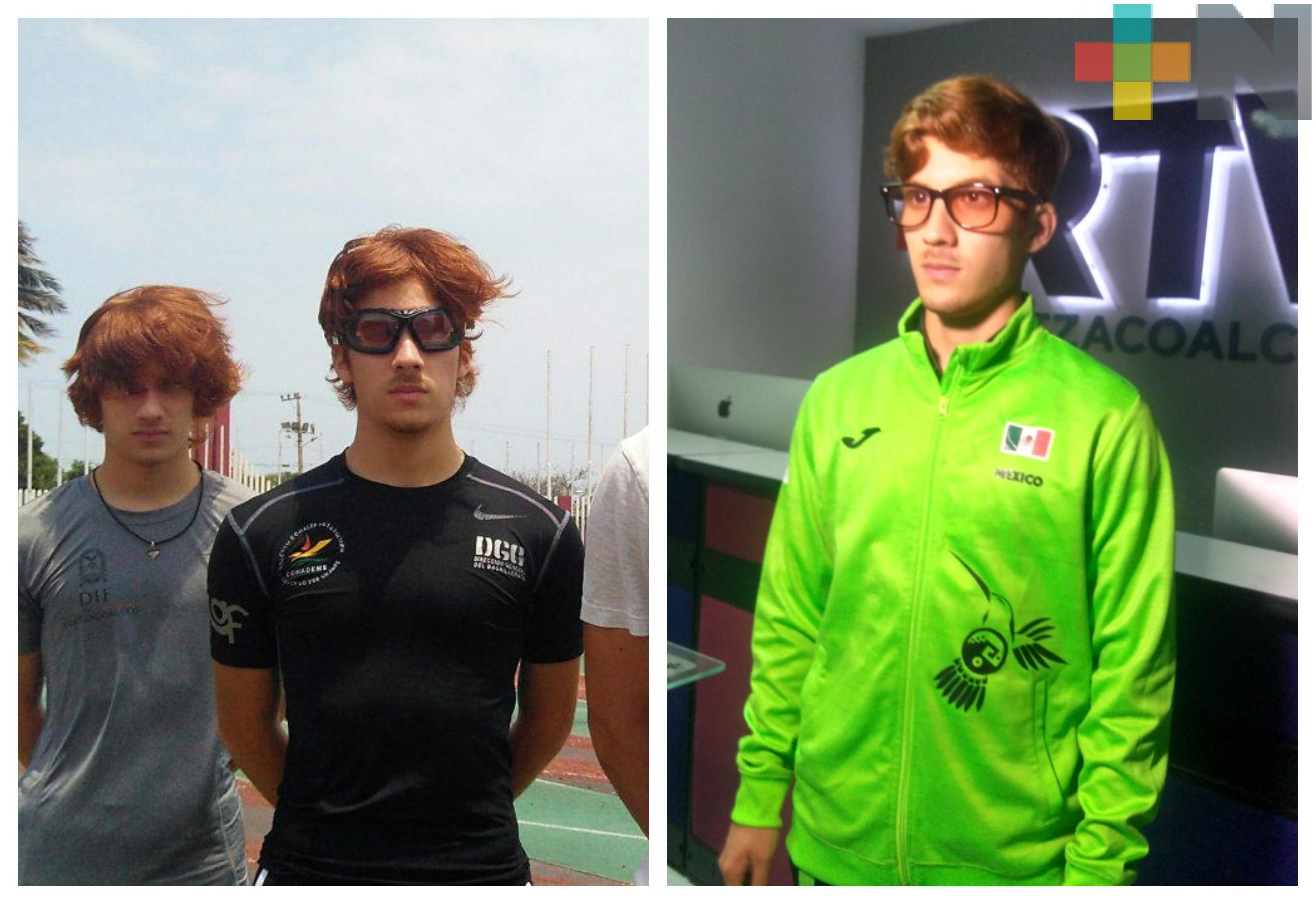 Andrés Chessani en busca de los Juegos Paralímpicos de Tokio 2020