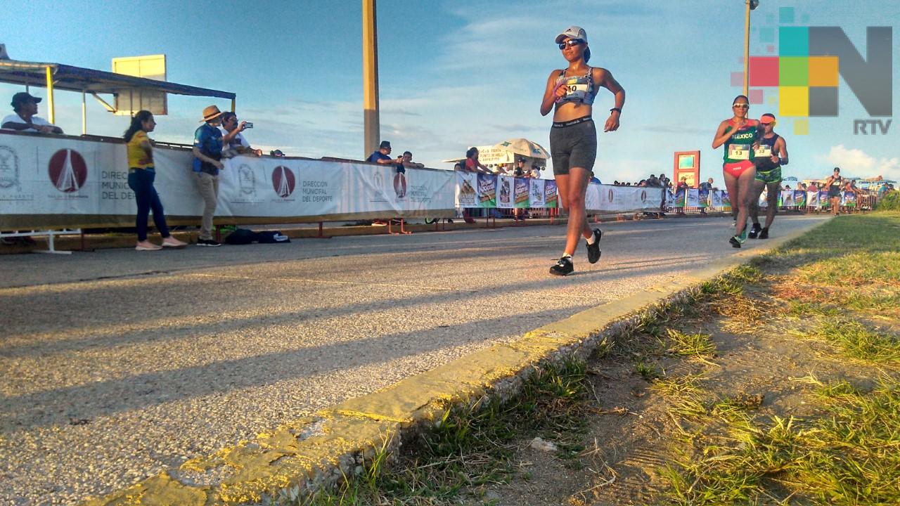 Guerrero y Palma ganaron 3er Circuito Nacional de Caminata