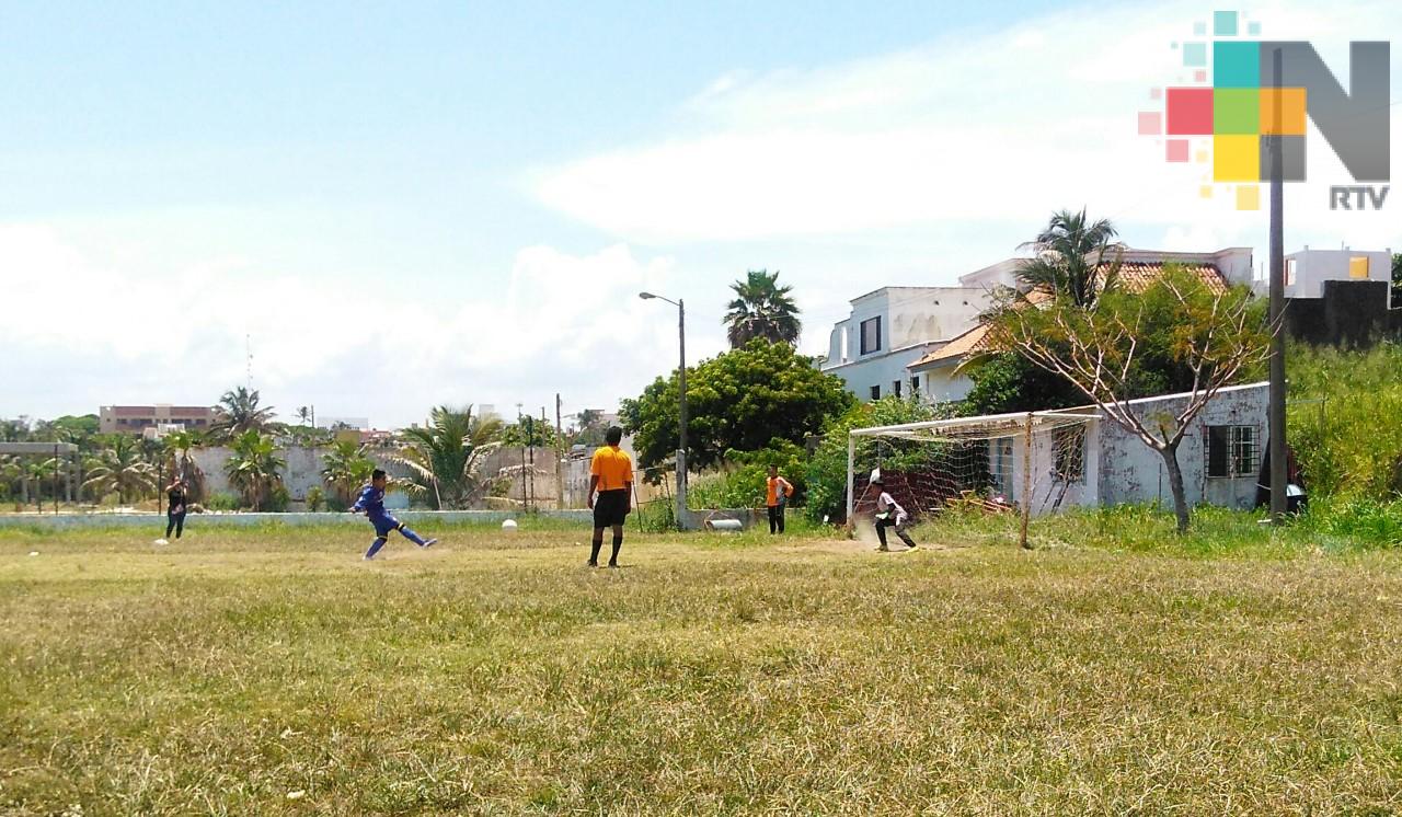 Atlas campeón de la Liga Menor de Futbol de Coatzacoalcos