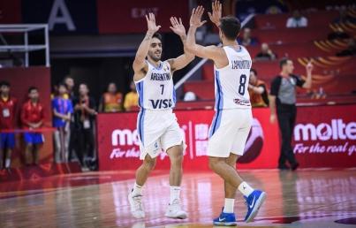Argentina-España, la final de la Copa del Mundo de baloncesto varonil