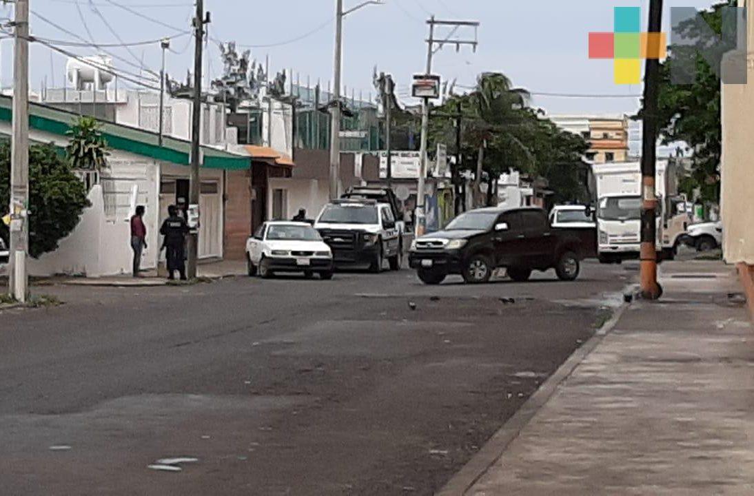 Policía Naval y SSP rescatan a persona secuestrada en el municipio de Veracruz