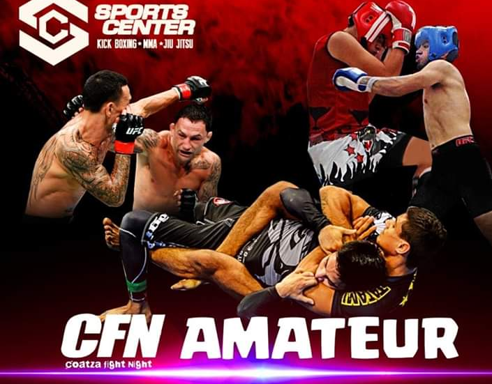 En octubre, «Coatza Fight Night Amateur»