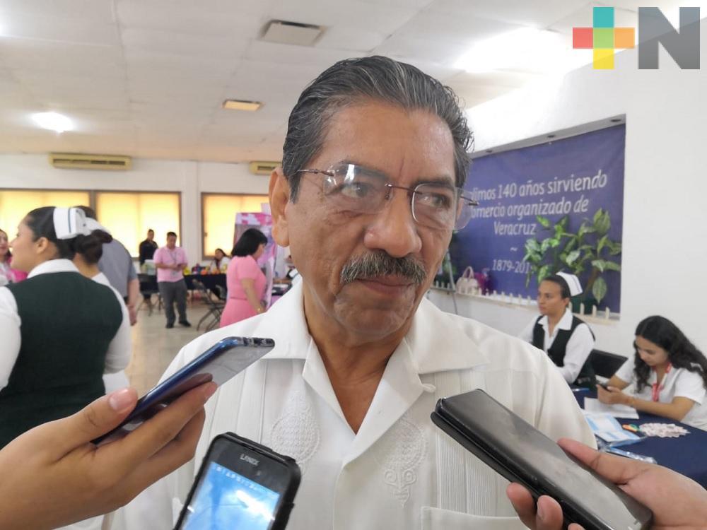 Canaco Veracruz niega que grupos delictivos amenacen a sus agremiados con cobro de piso