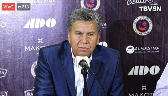Raúl Arias, nuevo Vicepresidente Deportivo del Club Tiburones Rojos