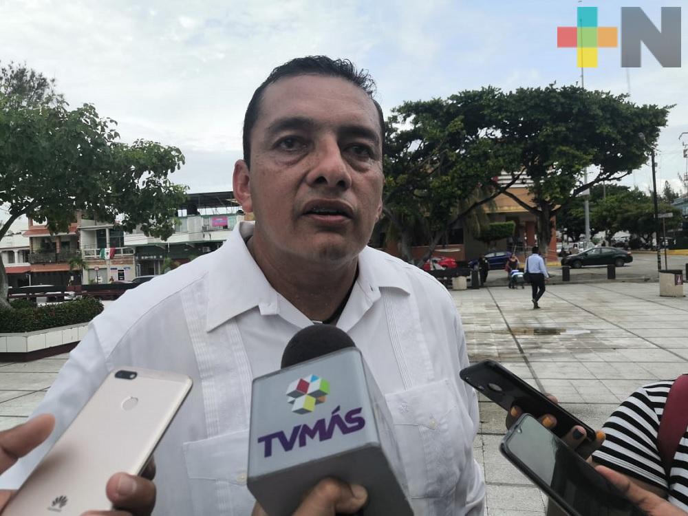 Gobierno de Coatzacoalcos buscará convenio con SCT y Ferrosur para libramiento de avenida