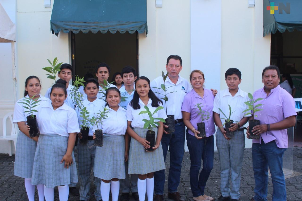 En Misantla fomentan la reforestación; pretenden recuperar las plantas endémicas de la región
