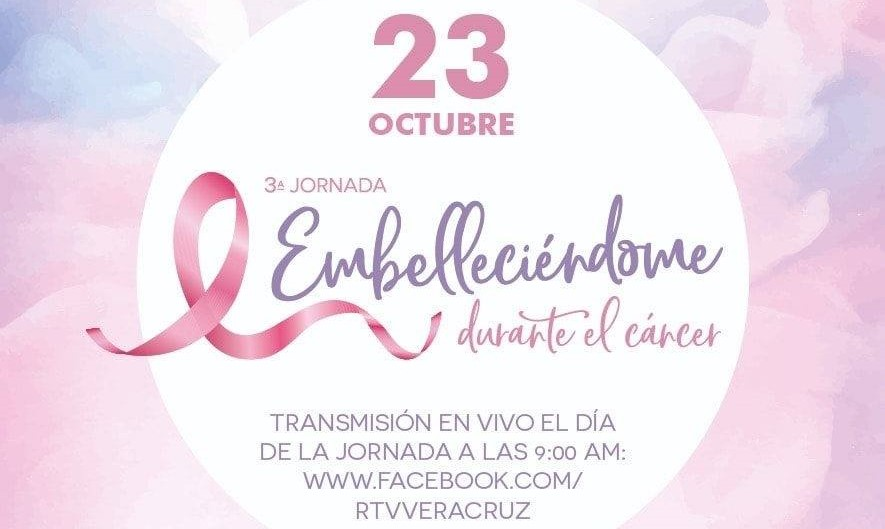 Invitan a 3a Jornada «Embelleciéndome durante el cáncer»