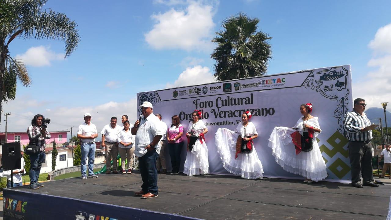 A lograr la pacificación a través de la cultura, convoca el secretario Eric Cisneros