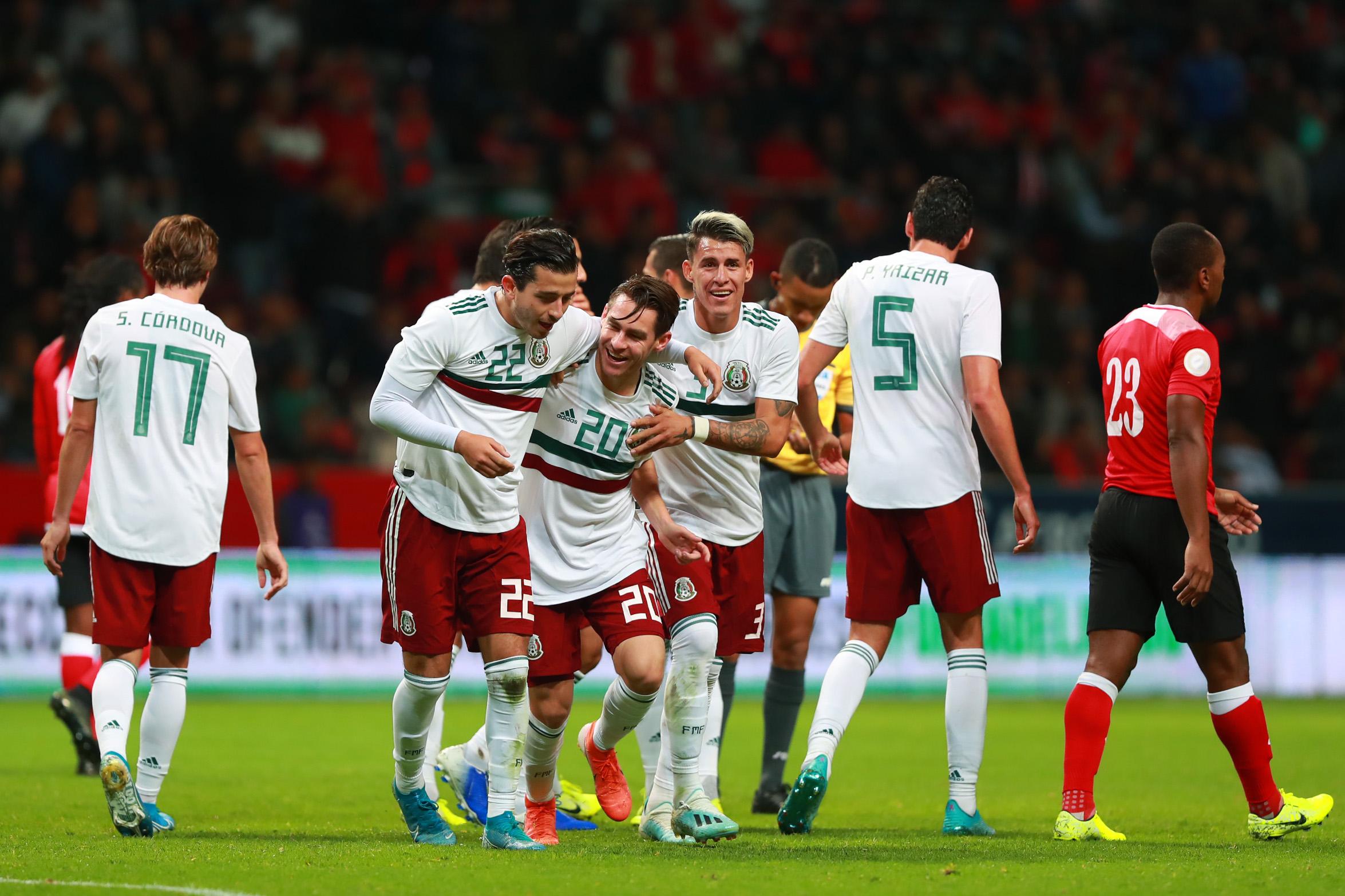 Se cancelan duelos del Tri en Fecha FIFA