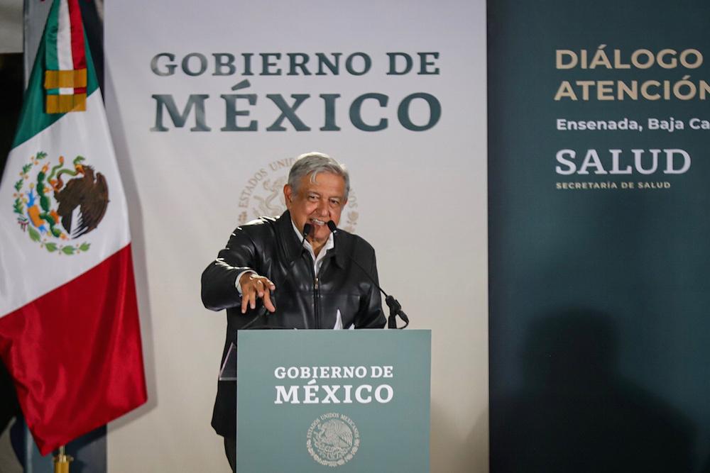 López Obrador destaca ahorros en Presidencia