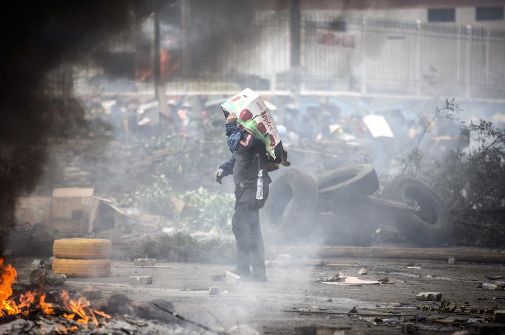 Piden indígenas ecuatorianos derogar decreto 883