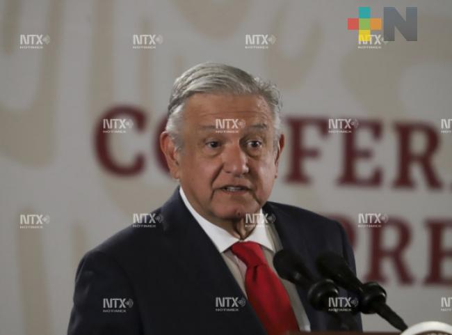 Gabinete de seguridad informará sobre violencia en Culiacán AMLO