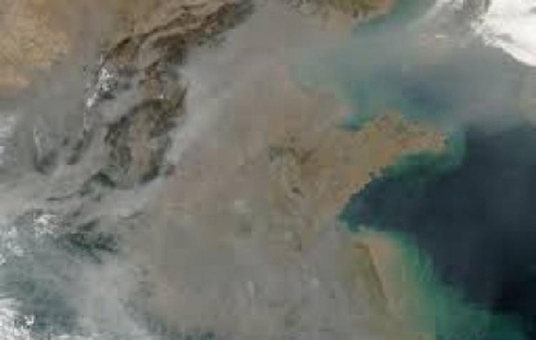 Alerta ONU sobre un gas contaminante más potente que CO2
