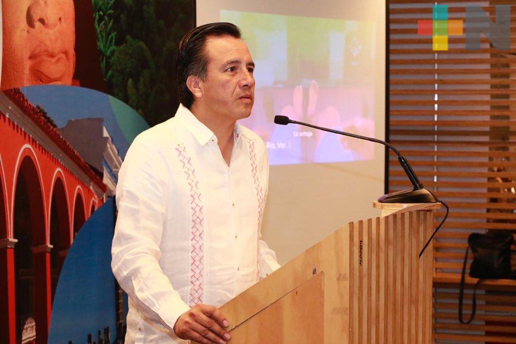 Presenta Gobernador Cuitláhuac García oferta turística de Veracruz para 2020