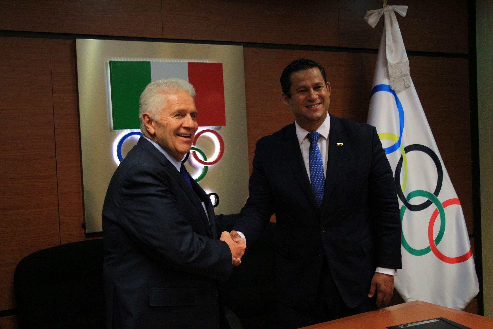 León presentó su candidatura para organizar los Juegos Centroamericanos de 2026